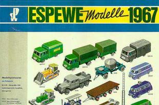 ESPEWE katalógus 1967