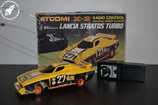 Atcomi Lancia Stratos Turbo