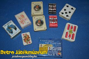 Kártyák - 1.rész