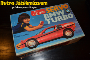 Schuco BMW Turbo Servo