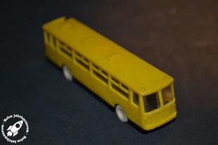 Szovjet műanyag busz