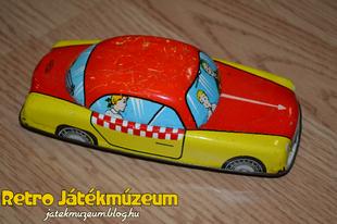 Lemezárugyár Lendület Taxi