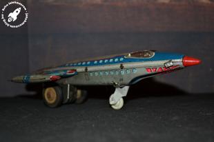 MF-105 lendkeres repülőgép