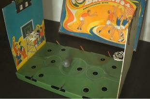 Játékmúzeum TV 220.adás - Szovjet kosárlabda játék