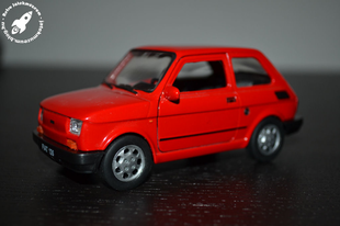 Welly Fiat 126