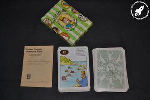 Doktor Dolittle kvartett kártya