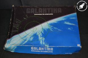 Galaktika űr-dobójáték