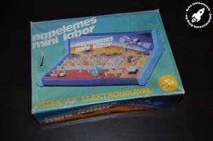 Napelemes mini labor - Játék az elektronikával