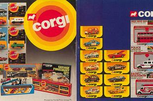 Corgi katalógus 1983