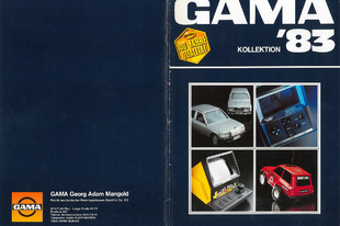 Gama katalógus 1983