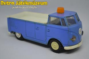 Lendkerekes VW T1 kisteherautó