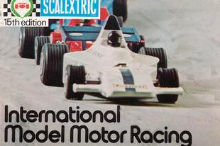 Scalextric katalógus 1974
