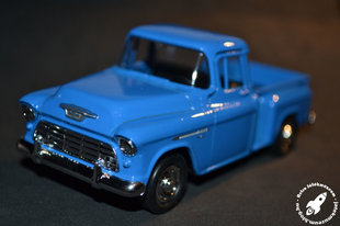 Old Timer sorozat 1955-ös Chevrolet Stepside Pick Up