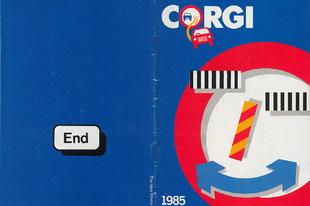 Corgi katalógus 1985