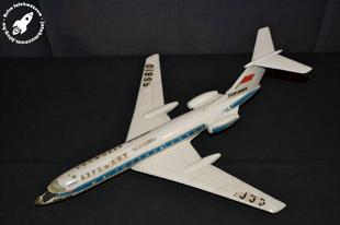 Plasticart Tu-134