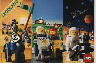 Lego katalógus 1985