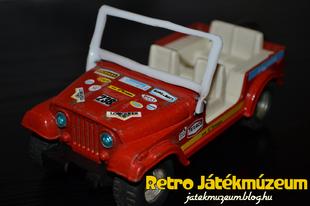 Metalcar Jeep CJ-7