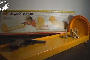 Játékmúzeum TV 210.adás - Céllövő tekeparti