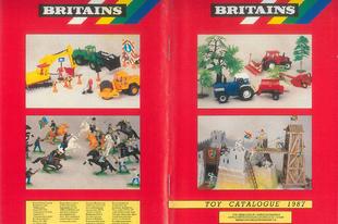 Britains Toy katalógus 1987