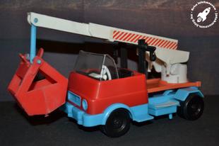 Profix Markolós teherautó