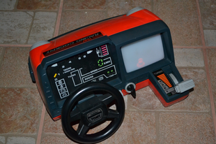 Tomy Racing Cockpit