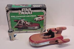 Star Wars és a játékok