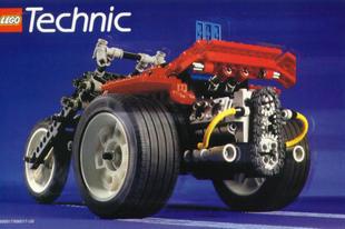 Lego Technic katalógus 1994