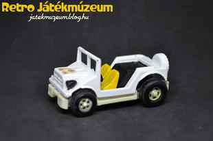 Szélvész Jeep kisautó
