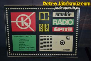 Amatőr rádió építő készlet