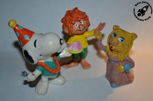 Gyerekkorunk kedvenc figurái