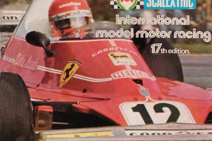 Scalextric katalógus 1977