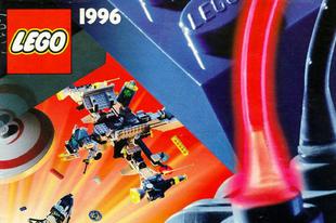 Lego katalógus 1996
