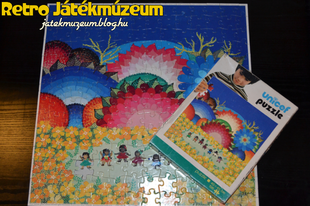 UNICEF Puzzle 1977