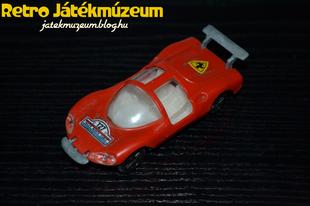 Estetyka Ferrari Dino Berlinetta