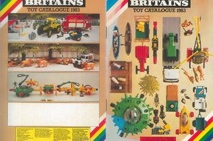 Britains Toy katalógus 1983