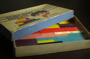 Játékmúzeum TV 231.adás - Színes rudak