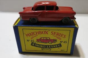 Öt régi és drága Lesney Matchbox