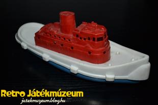 Trafikárú kishajó