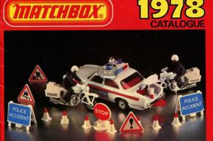 Matchbox katalógus 1978