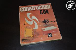 Construction fém építőjáték