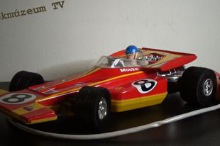 Játékmúzeum TV 225.adás - Formula 1 Monza