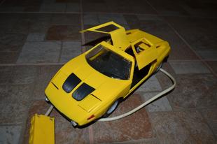 Mercedes C111 másképpen