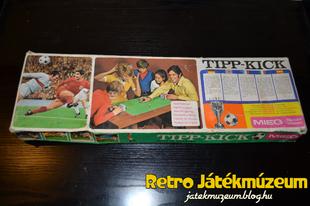 Tipp-Kick focis játék