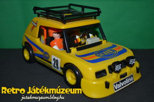 Playmobil 3524 Rally autó