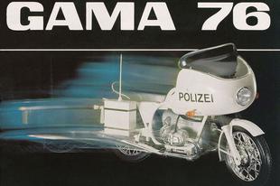 Gama katalógus 1976