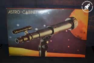 Astro-Cabinet 90 csillagászati távcsőépítő játék