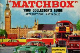 Matchbox katalógus 1966