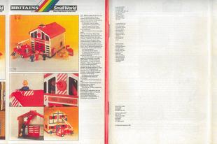 Britains Toy katalógus 1989