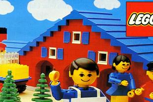 Lego System katalógus 1977