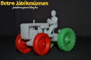 Trafikos kistraktor